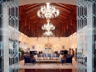 Lobby Lounge, Ritz Carlton Dubai