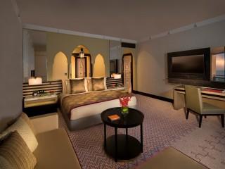 Madinat Jumeirah - Jumeirah Mina A_Salam - Ocean Suite bedroom
