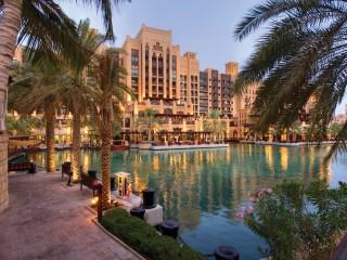 Madinat Jumeirah - Jumeirah Mina A_Salam- Waterways