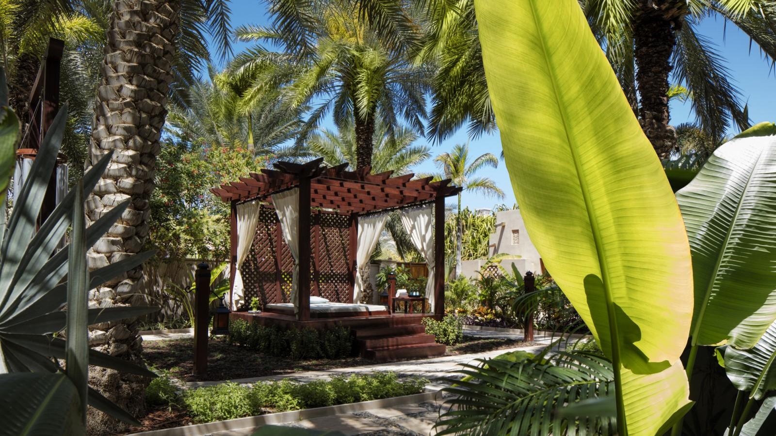 Madinat Jumeirah - Talise Spa - Secret Garden