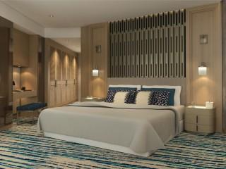 Ocean Deluxe Room with Balcony, Jumeirah Beach Hotel