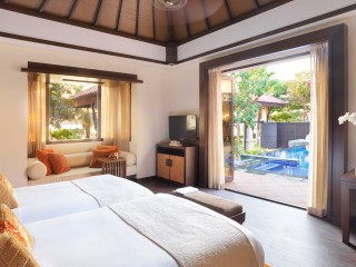 One Bed Beach Pool Villa, Anantara Dubai The Palm Resort And Spa