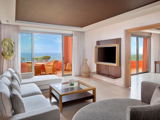 Living Room One Bedroom Suite The Ritz-Carlton Abama