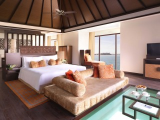 Over Water Villa, Anantara Dubai The Palm Resort And Spa