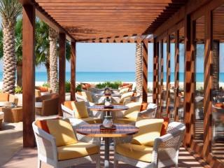 Palm Grill, Ritz Carlton Dubai
