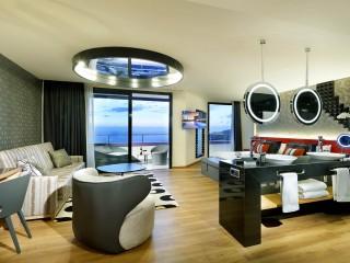 Rock Royalty Studio, Hard Rock Hotel Tenerife