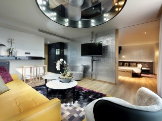 Rock Suite, Hard Rock Hotel Tenerife