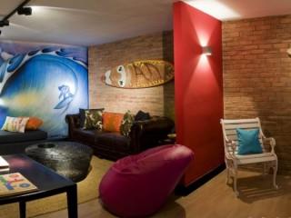 Teen Lounge, Bahia del Duque