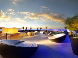 The 16th, Hard Rock Hotel Tenerife