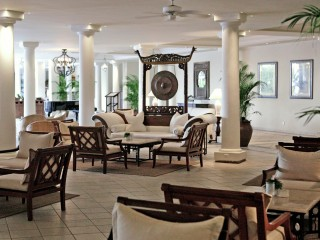 The Bar, The Residence Mauritius