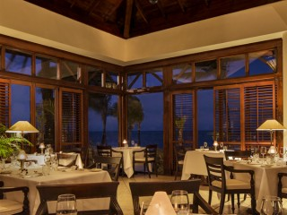 The Dining Room, The Residence Mauritius