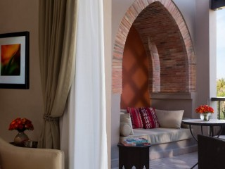 Upper Pavilion Room, Four Seasons Marrakech