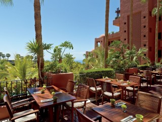 Veranda, Ritz Carlton Abama
