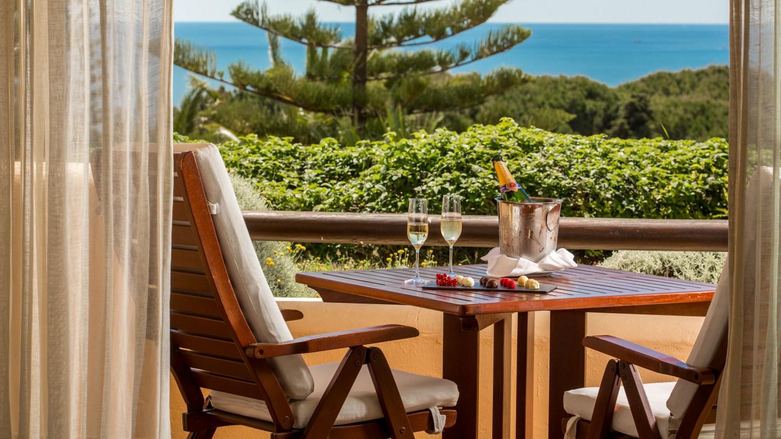 Vilalara Thalassa Resort Junior Suite Sea View