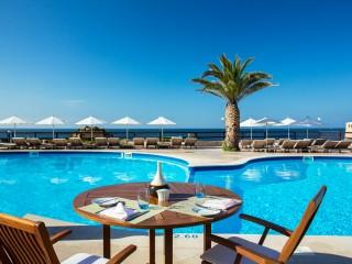 Vilalara Thalassa Resort - Terrace Grill