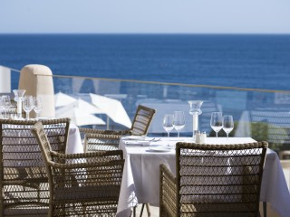 Vilalara Thalassa Resort b&g panoramic view