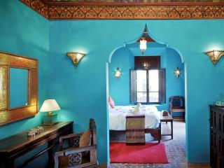 Deluxe Room, Kasbah Tamadot