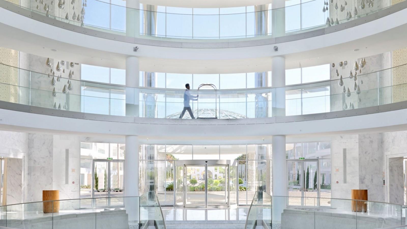 Conrad Algarve Lobby