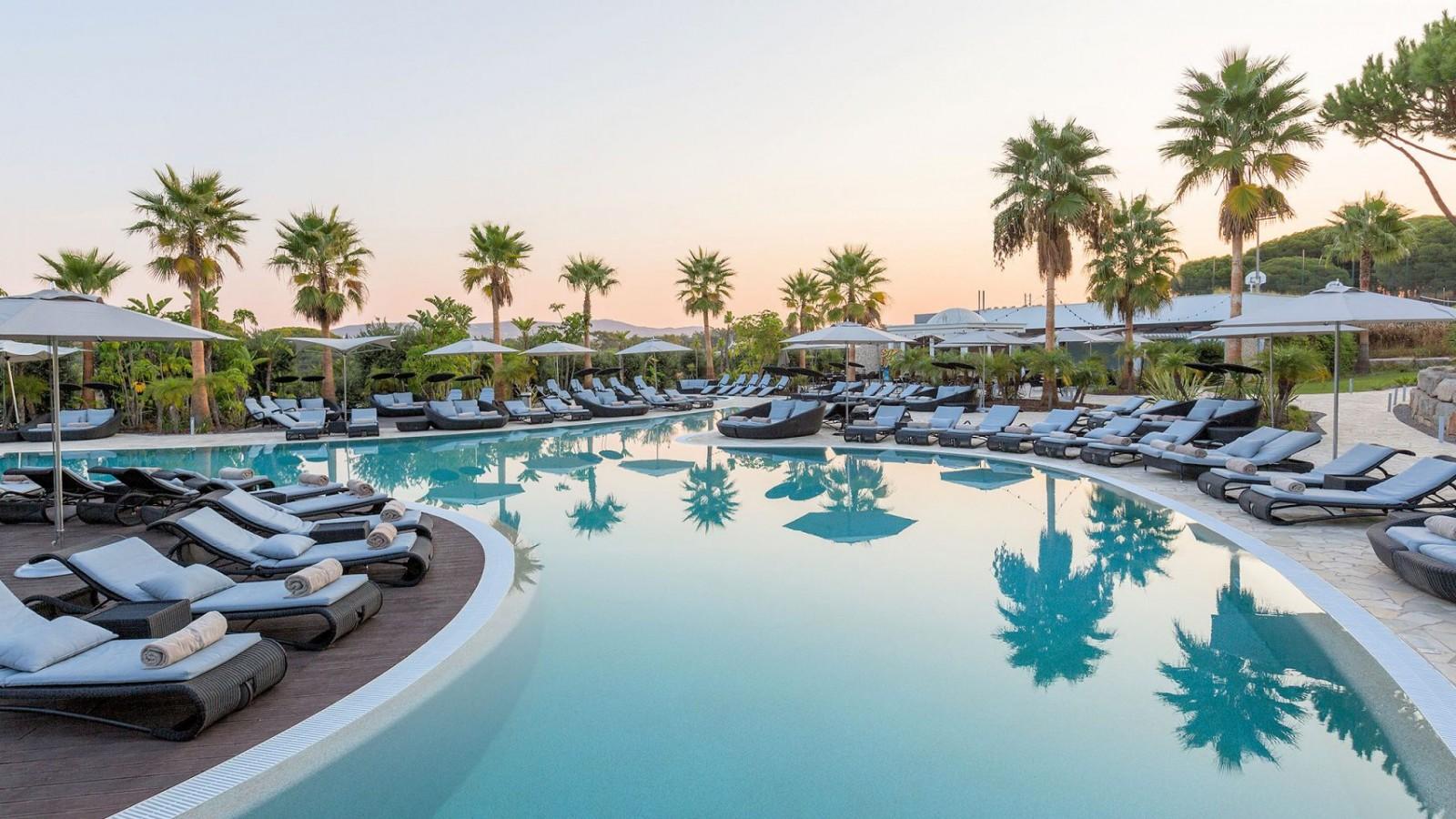 Conrad Algarve Pool View