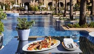 Oasis Pool Restaurant