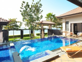 Two Bedroom Beach Pool Villa, Anantara Dubai The Palm Resort And Spa