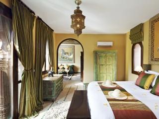 Superior Suite, Kasbah Tamadot