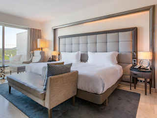 Conrad Algarve Deluxe Room Pool View
