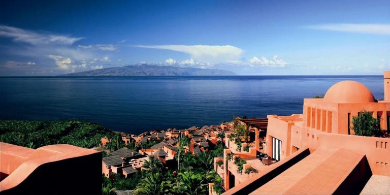 The Ritz-Carlton Abama Ariel View