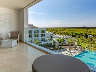 Conrad Algarve Grand Deluxe Room Pool View