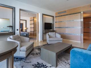 Conrad Algarve Deluxe Suite Pool View