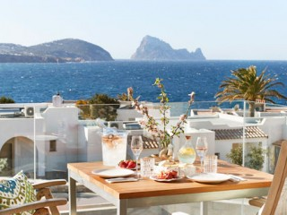 7Pines Resort Ibiza, Laguna Suite Sea View