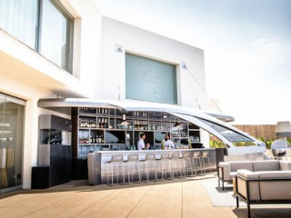 7Pines Resort Ibiza, Pershing Yacht Terrace