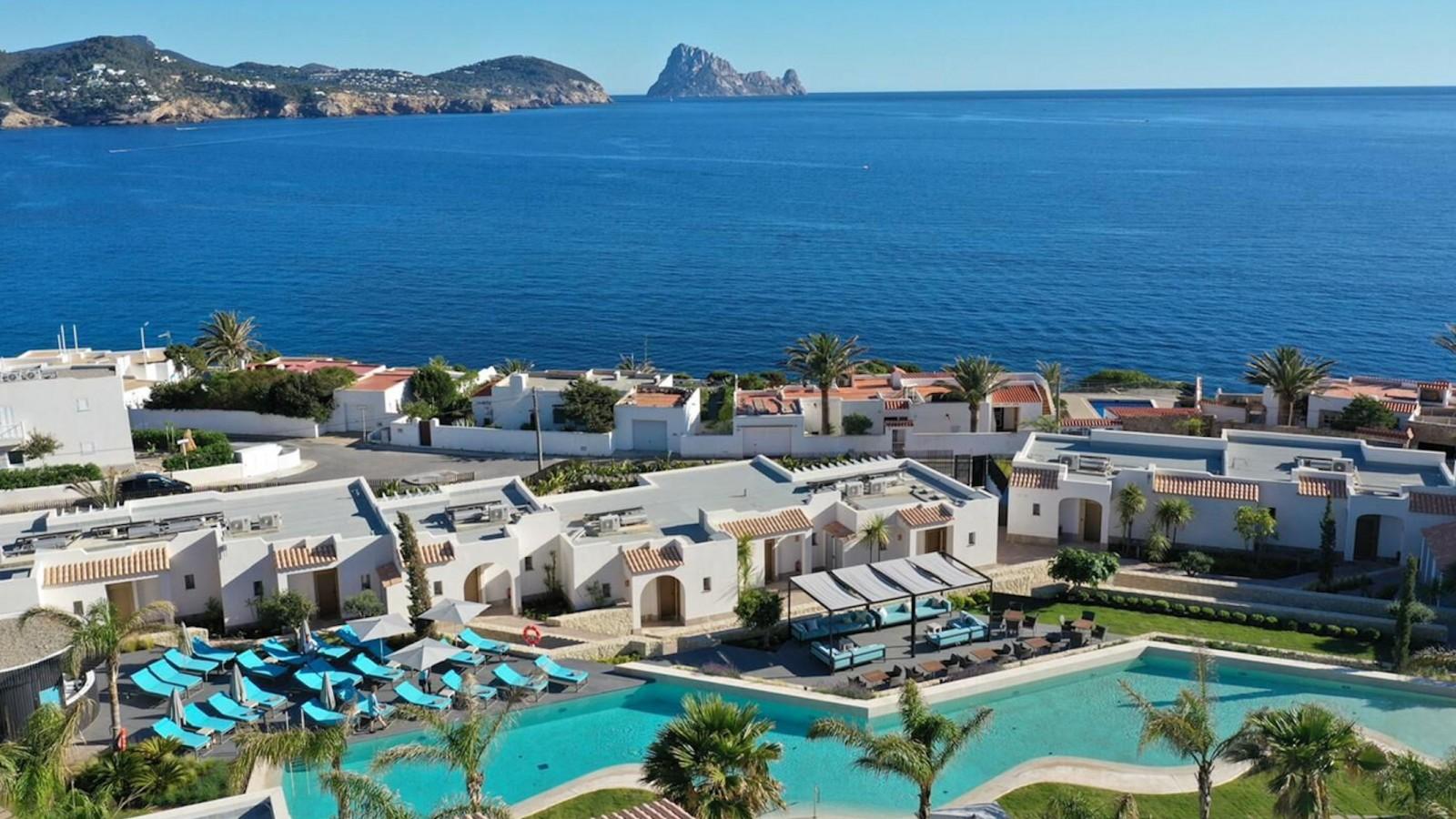 Ariel View 2 7Pines Ibiza