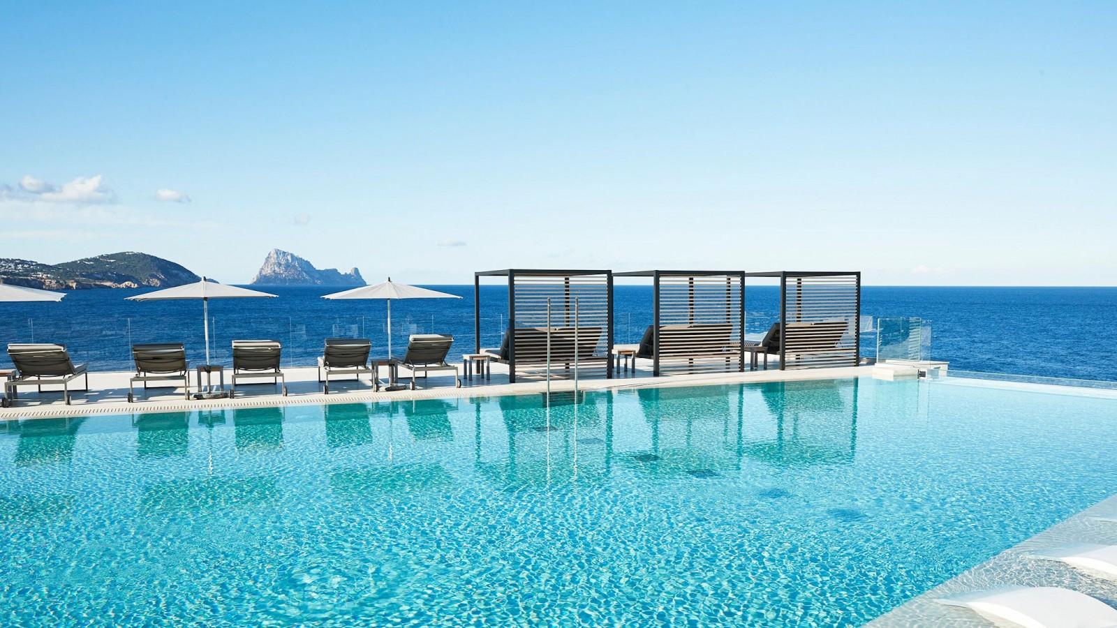 Infinity Pool 2 7Pines Ibiza