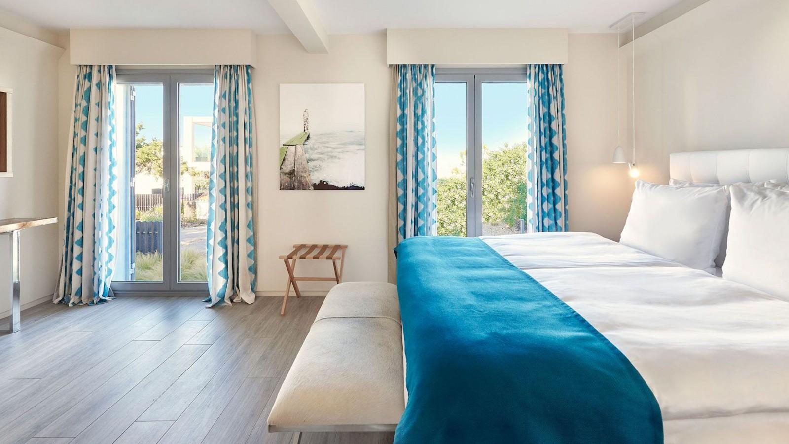 Two Bedroom Garden Suite 7Pines Ibiza
