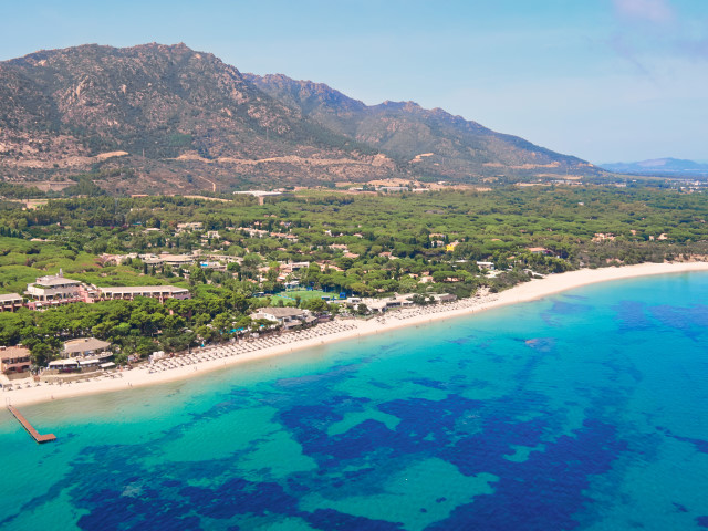 Forte Village Resort View