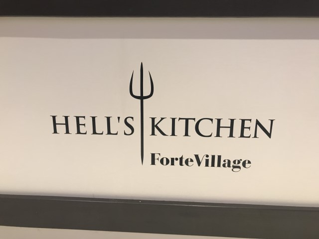 Forte Village Hell's Kitchen