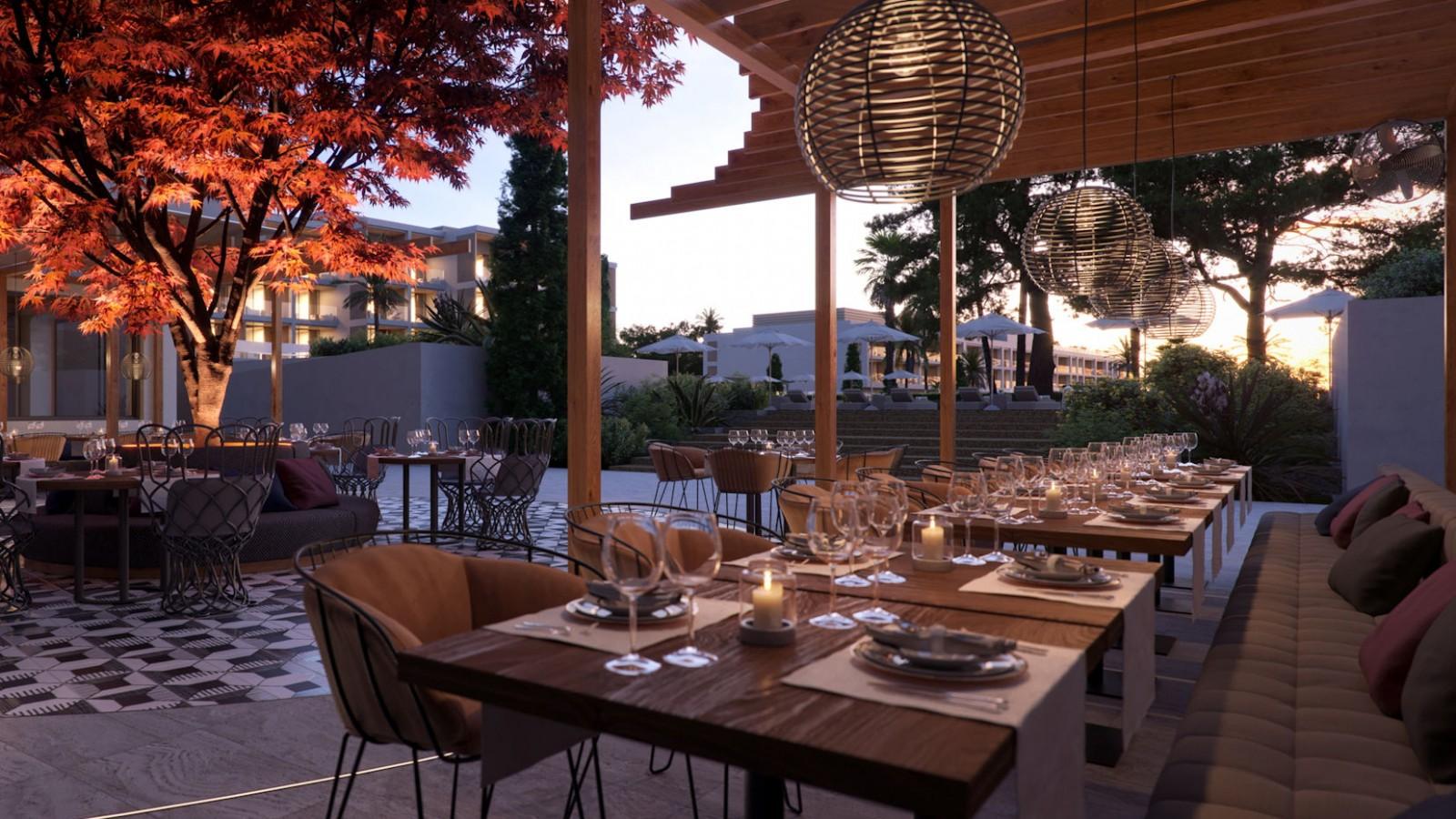 Ikos Andalusia Anaya Restaurant