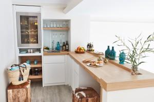 7Pines Resort - InSuite House Bar - Ibizan Village One Bedroom Suite