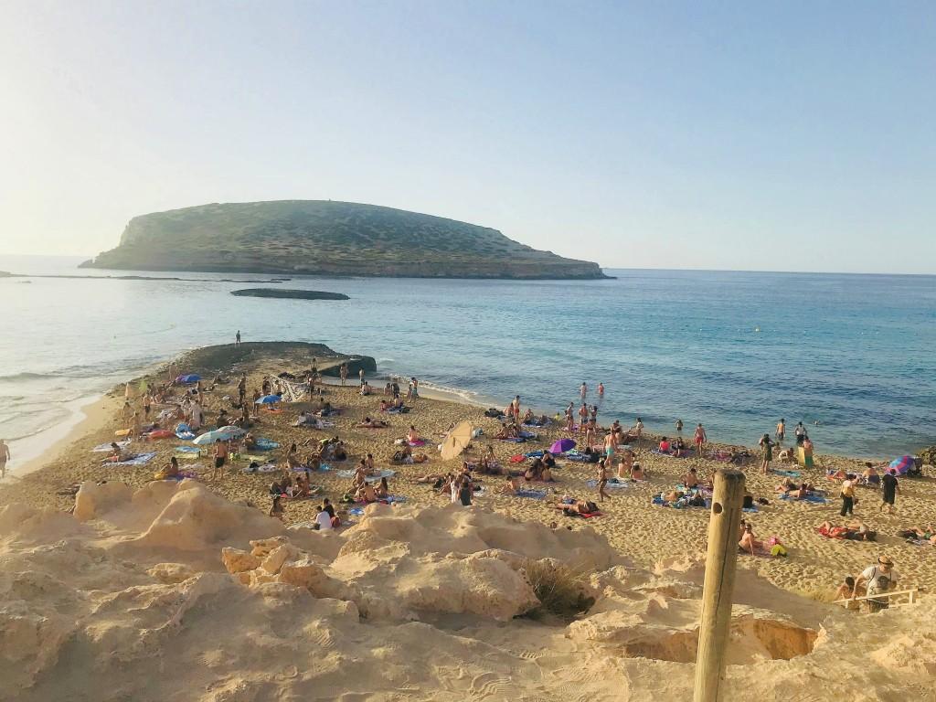 Cala Conta Beach