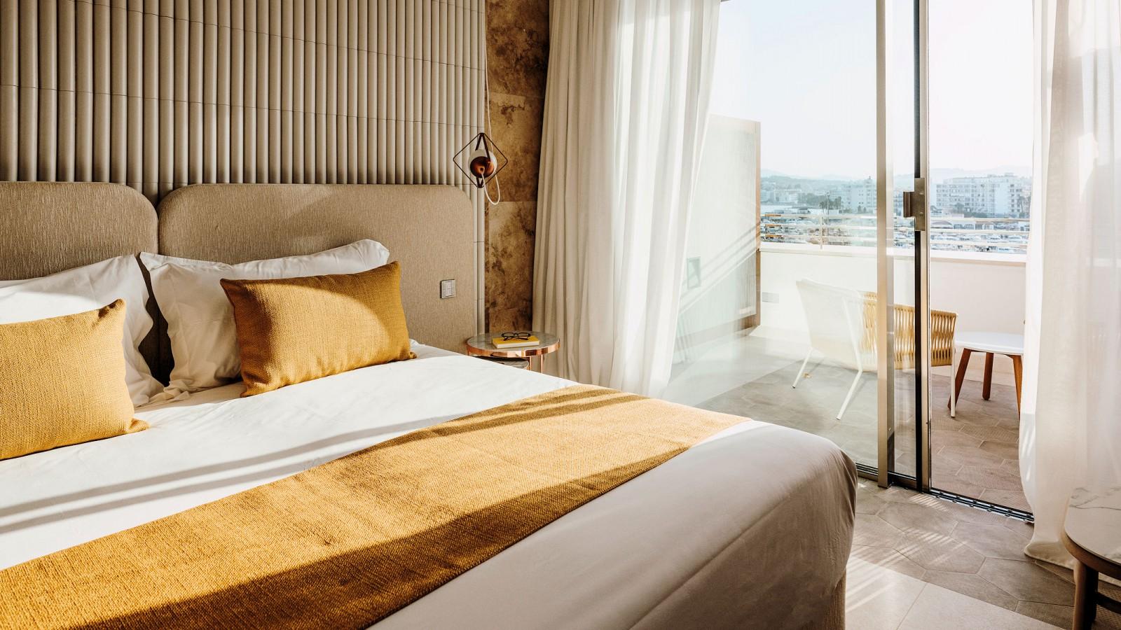 Bedroom Aguas de Ibiza