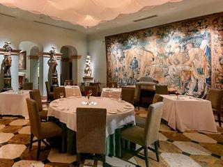 O By Paco Restaurant Anantara Villa Padierna Marbella
