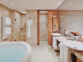 Cloud 9 Suite Sea View Bathroom Aguas de Ibiza