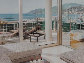 Junior Suite Sea View Aguas de Ibiza
