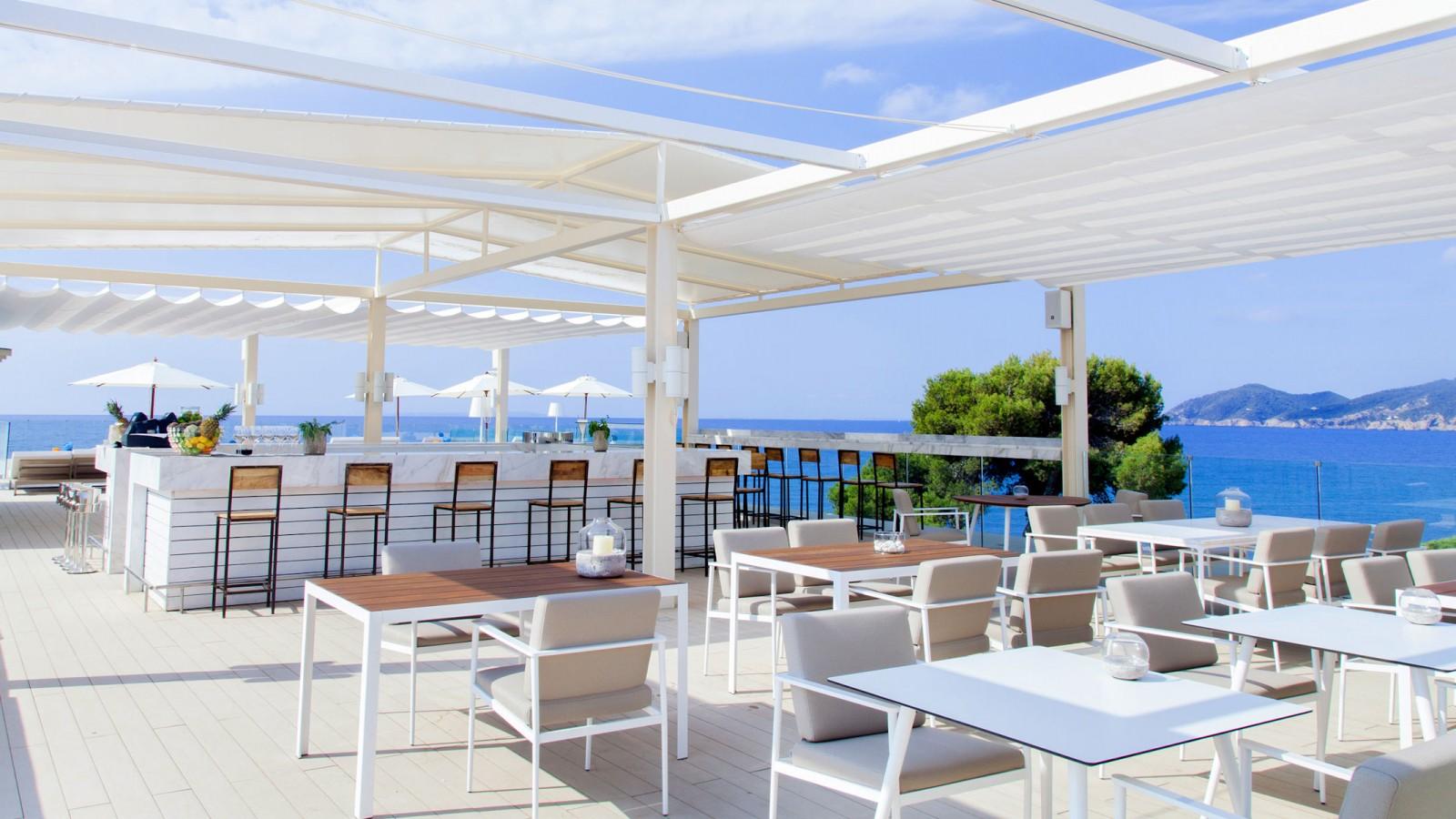 Rooftop Bar ME Ibiza
