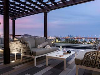 Alis Rooftop Bar Santa Catalina