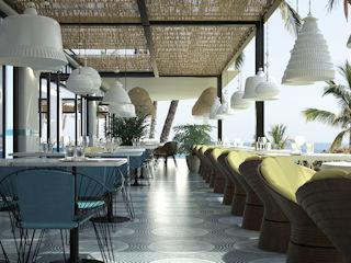 Buffet Restaurant Hotel Fariones