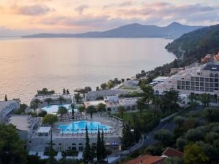 MarBella Corfu Ariel View