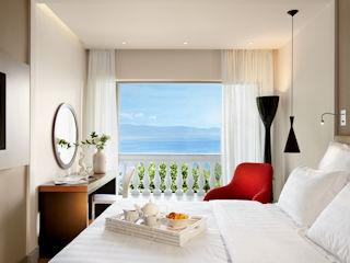 MarBella Corfu Standard Double Room Sea View