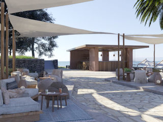 Domes of Corfu Paralia Beach / Pool Bar